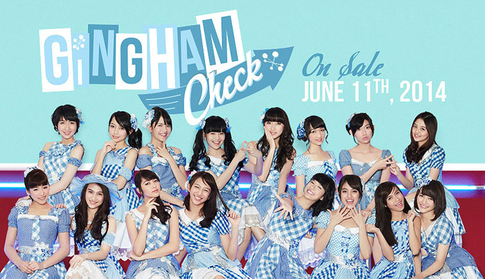 [Download Lagu] Full Album JKT48 - Gingham Check